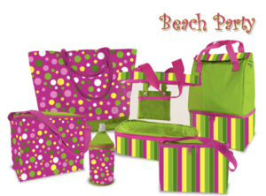 Beach Party Coolers