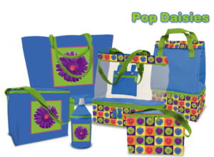 Pop Daisies Coolers